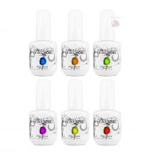 Kit de 6 Esmaltes Permanentes
